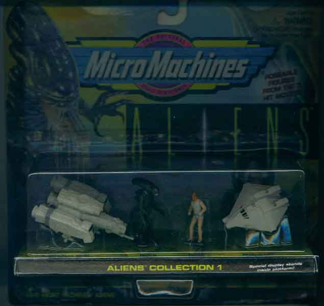 Micro Machines Collection #1 (poor picture)