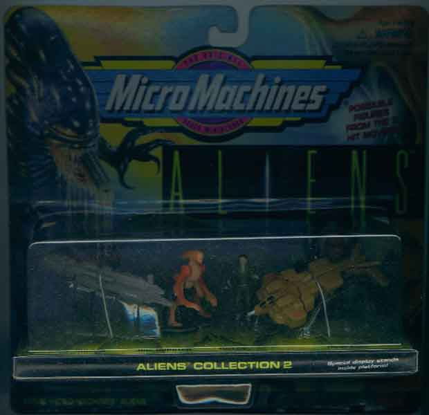 Micro Machines Collection #2 (poor picture)