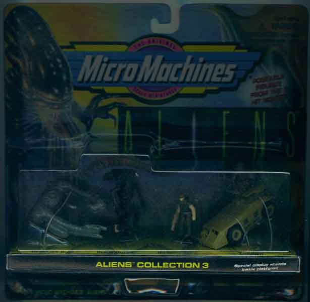 Micro Machines Collection #3 (poor picture)